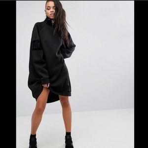 Puma Fenty by Rihanna Oversized Neck Zip Pullover